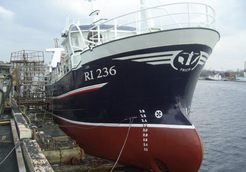 Maritek Ltd LISBETH FRICH (Fishing Craft)