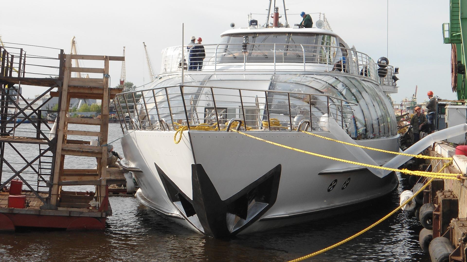 Radisson Royal Flotilla (Super Yachts)