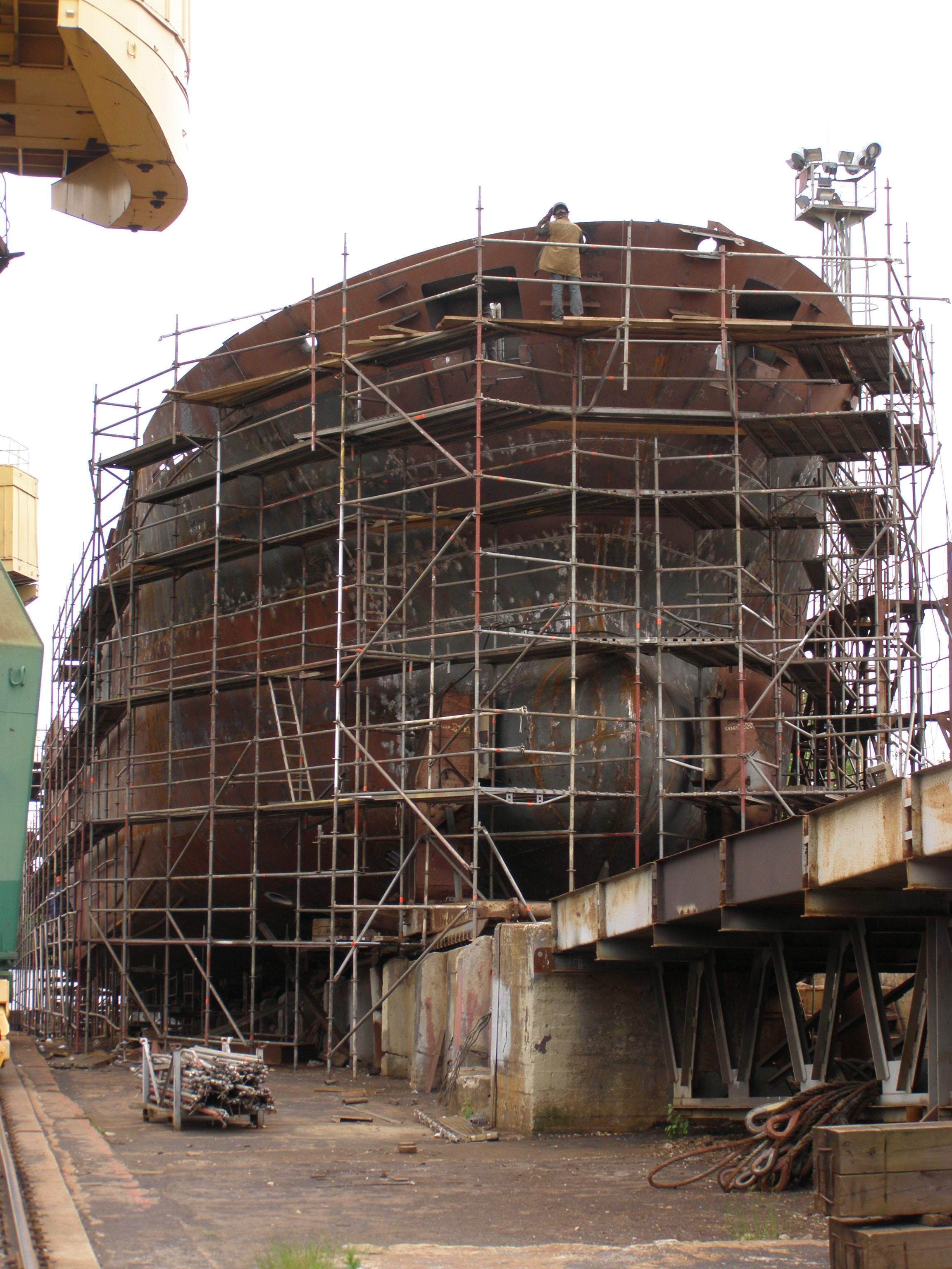 Maritek Ltd Shipbuilding Services