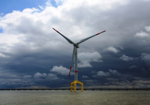 Tripods For Wind Turbines Foundations