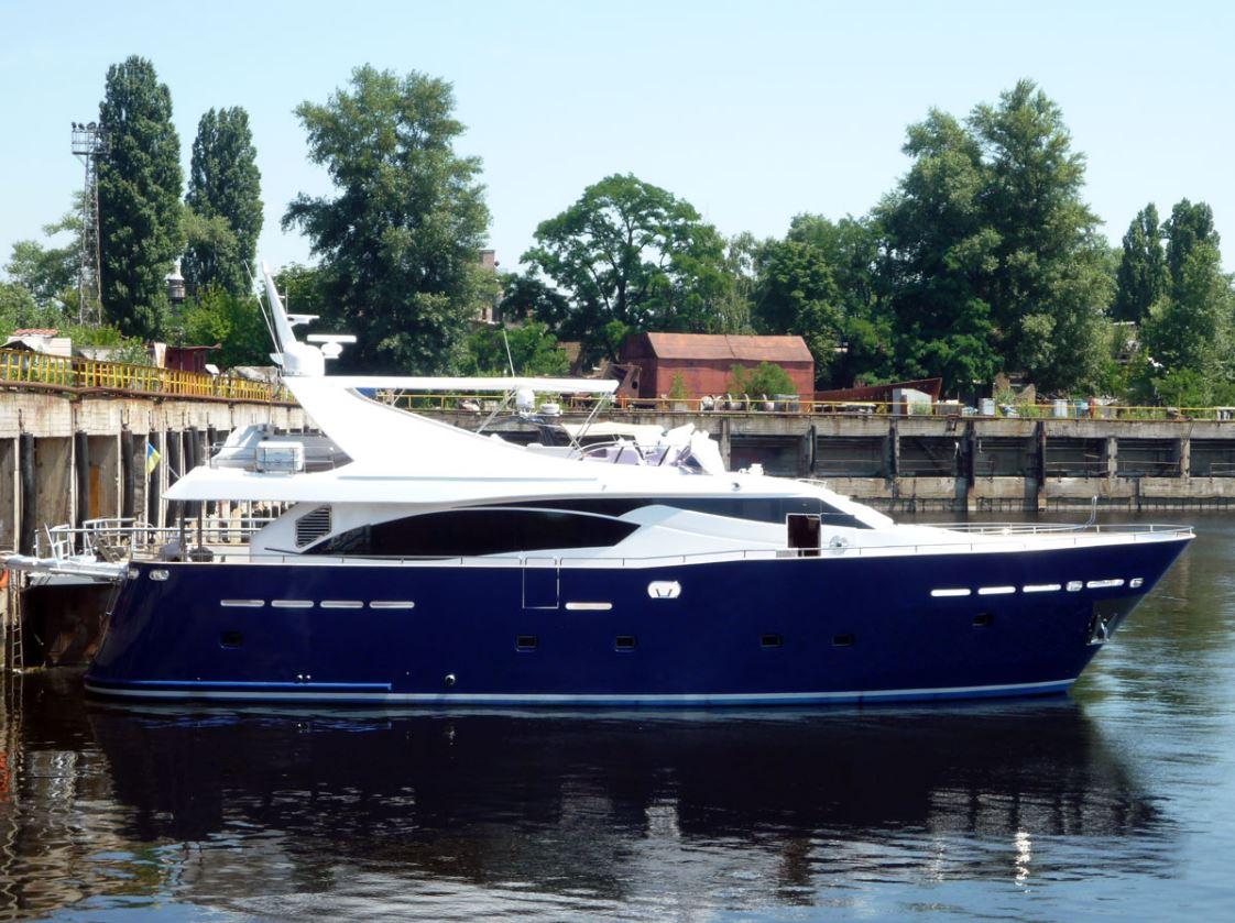 Superyacht «Natalie»