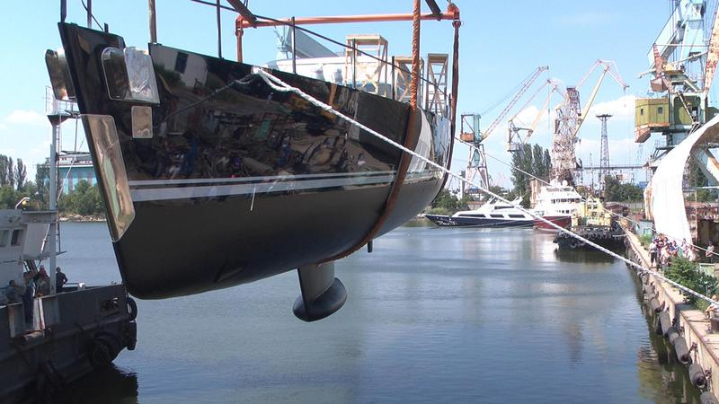 Sailing Yacht «Albina»