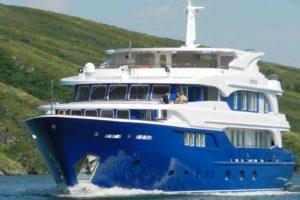 Motor Yacht Bayterek (Project Ulba)