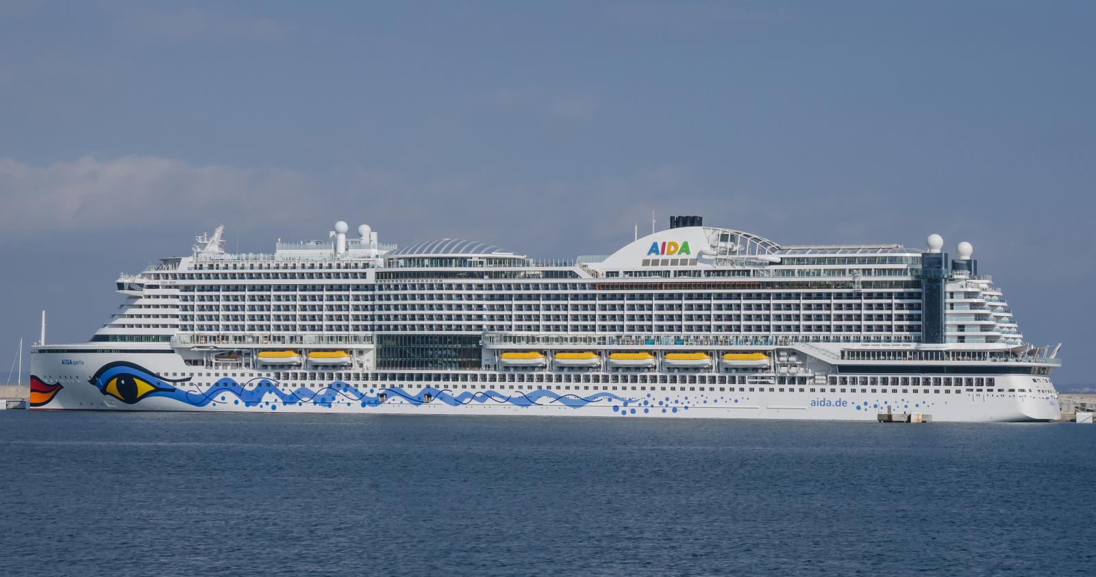 AIDAperla (Hyperion Cruise Ship)