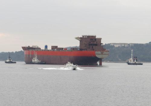 Santiago I (Oil/Chemical Tanker)