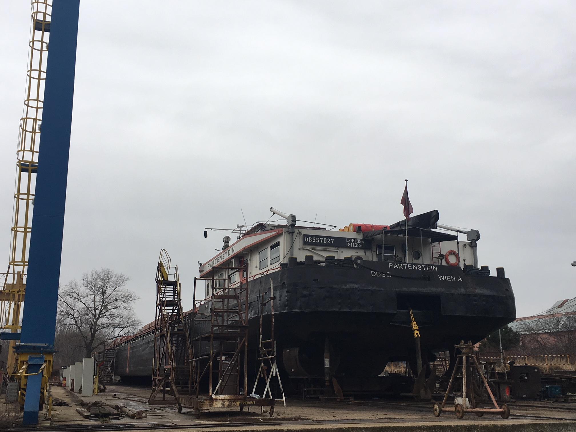 Partenstein (Cargo Ship)